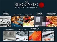 SERGONPEC, Equipamiento de hostelería en Badajoz, Extremadura, Maquinaria para hostelería, hospitales, supermercados, residencias, colegios en Badajoz, Menaje y mobiliario de cocina industrial en Badajoz, Extremadura