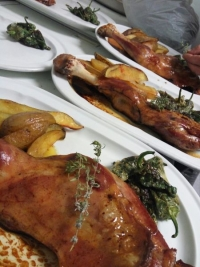 Fachada restaurante GLADYS en Badajoz