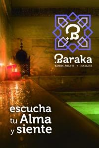 Baños y masaje antiestrés en Badajoz