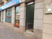 Fachada de clínica dental Sonrisas en San Roque Badajoz