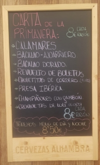 Raciones baratas, junto a CLIDEBA y CARREFOUR de Valdepasillas, Badajoz
