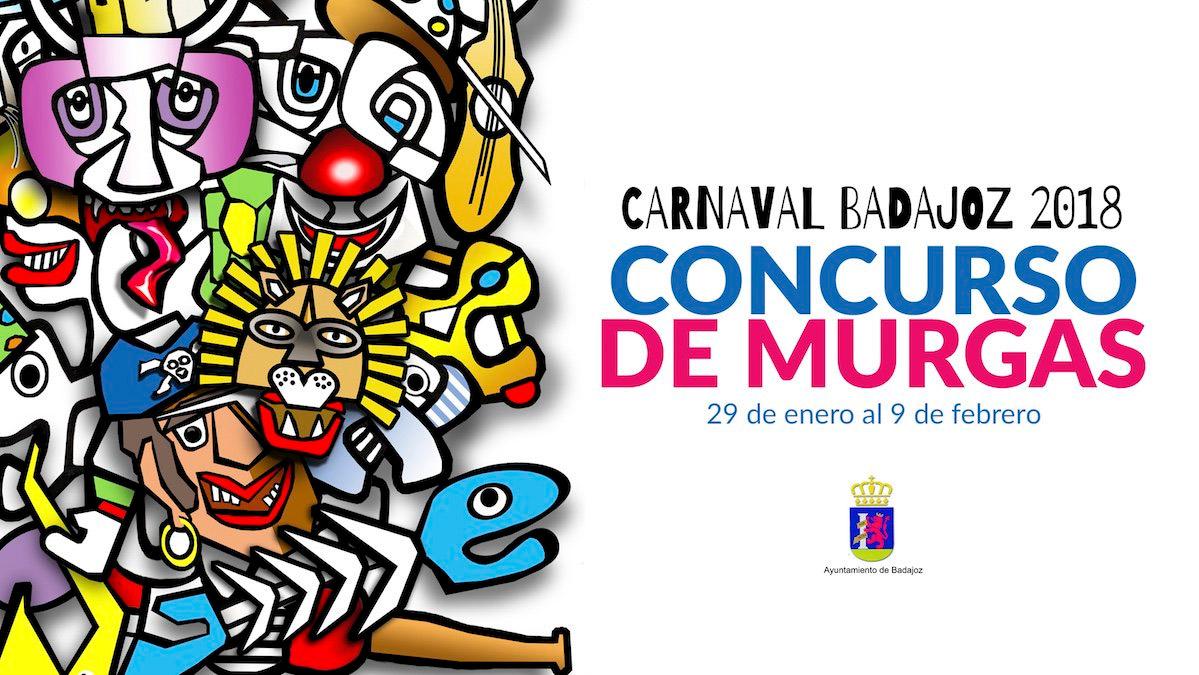 carnaval badajoz murgas 2018