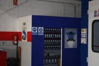 Nuestro laboratorio de pintura en Talleres NOVACENTRO en Badajoz