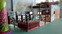 Parque de ocio infantil en Badajoz