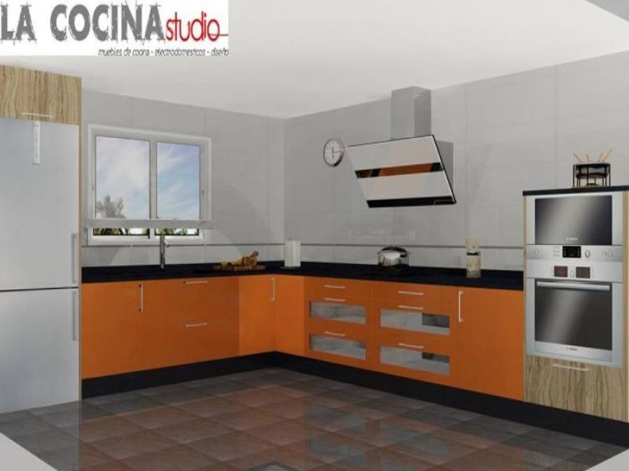 La cocina studio muebles de cocina en badajoz dise o de for Cursos de cocina en badajoz