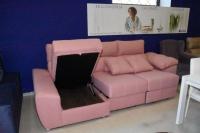 Chaise longue con canapé abatible en Badajoz