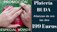 Promoción especial NOVIOS, en Platería Buda, Badajoz