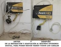 Técnico instalador de Telecomunicaciones