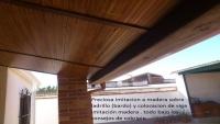 Vigas de imitación a madera en Badajoz