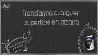 Pintura de pizarra en Badajoz