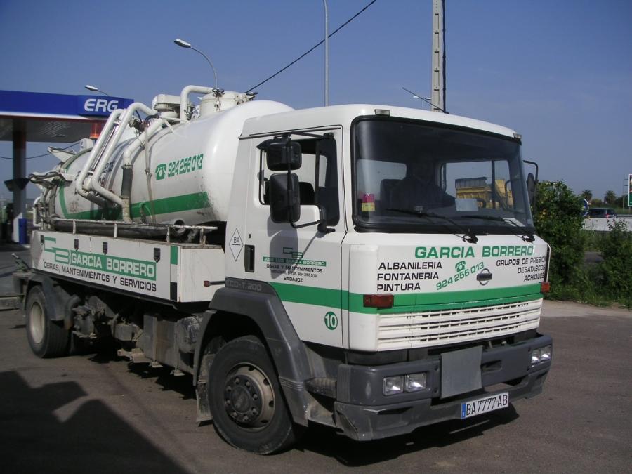 Garcia borrero desatascos en badajoz 24h limpieza de for Empresas de limpieza en badajoz